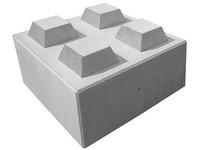 B&BC Legoblok 1/2