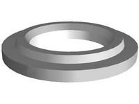 Prstenec vyrovnávací TBD 40
