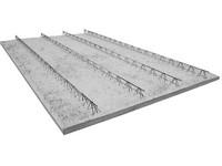 B&BC Filigránové stropní desky