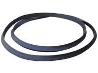 Těsnění elastomerové DS GR16 pro štěrbinové žlaby I - ropné látky